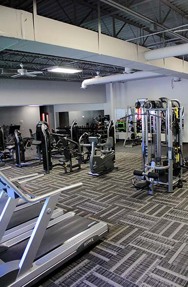 personal training gym eden prairie