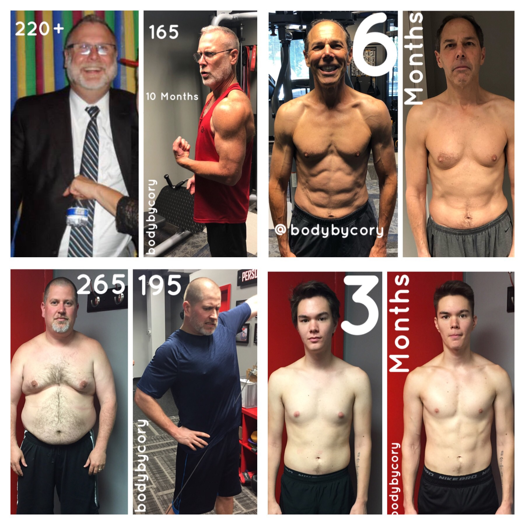 body by cory client transformations 1