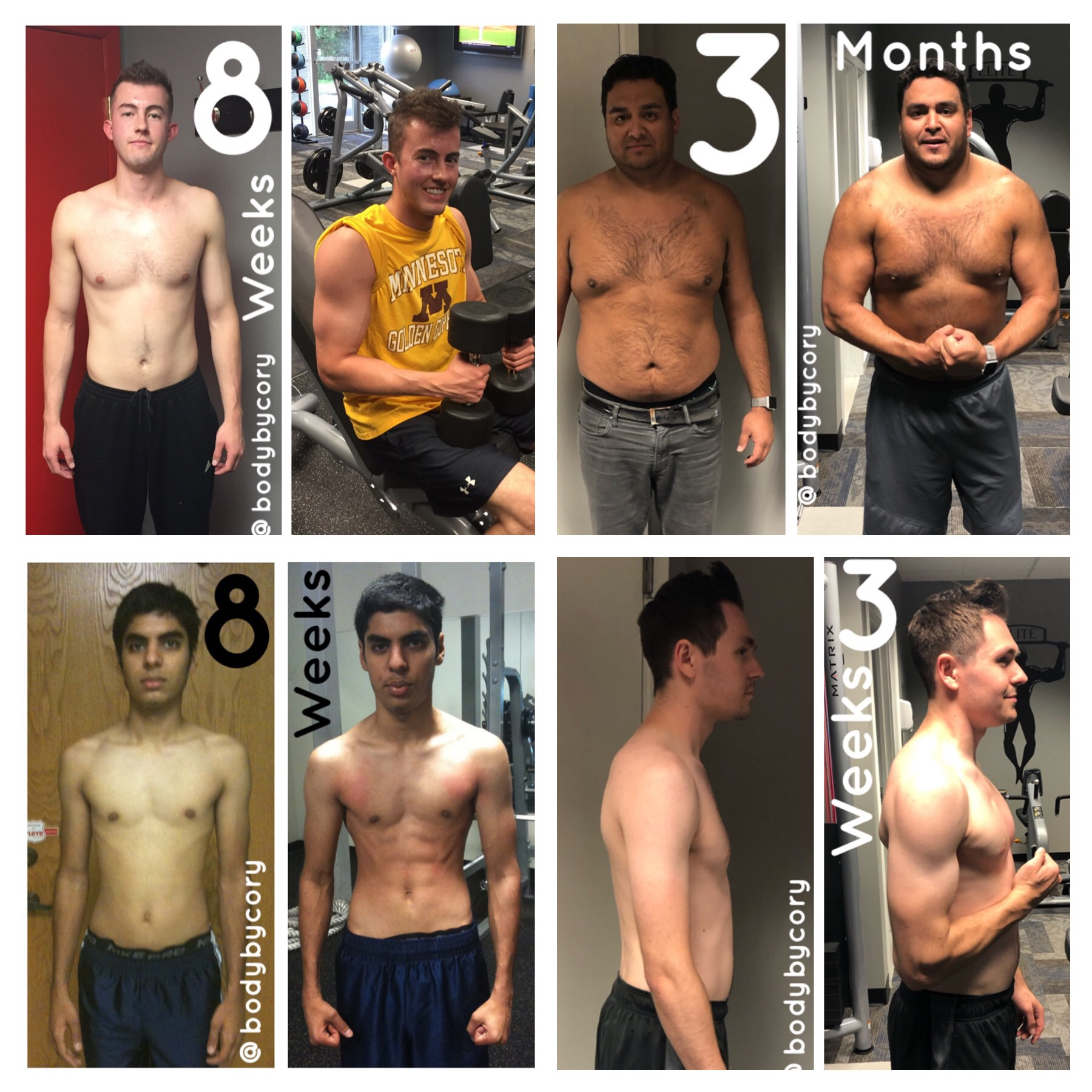 body by cory client transformations 10