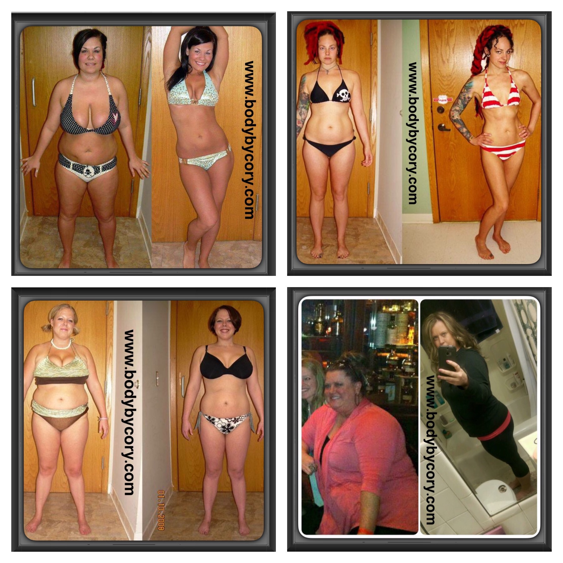 body by cory client transformations 2